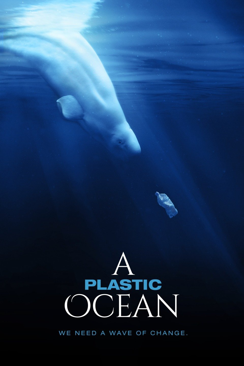 Watch the amazing film,  A Plastic Ocean