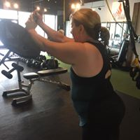 Kathy M. - I look forward to these workouts. They are really tough, yet fun, and never the same from one time to the next. I told Aaron my goals and that I liked to work with free weights and he changed things up. I get great value and results from my sessions and look forward to achieving the results I want!