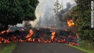"""A county official urged visitors not to be deterred by dramatic images of the eruption of Hawaii's Kilauea Volcano, as only a small part of the state is affected.  Kilauea volcano has gobbled up lush landscape, destroyed houses and caused nearly 2,000 people to flee their homes. It's also wreaking havoc on Hawaii's famed  tourism industry  to an estimated tune of millions of dollars in the first week after the May 3 eruption.  At a Monday night briefing, Hawaii County Managing Director Wil Okabe called on reporters to help minimize the economic fallout by getting their geography straight when they describe the affected and putting it in the proper context.  For one, the impacted area is on the Island of Hawaii, also known as the Big Island, also known as Hawaii -- so  named  for being the largest island in the state.  It's nearly twice as big as all the other Hawaiian islands combined and offers a range of climate zones from wet tropical to polar tundra, hence its massive tourist appeal.  The area affected by ongoing seismic activity, summit deflation, and a possible steam explosion at the summit of Kīlauea is the eastern part of the state near Leilani Estates, an area that contains less than 5% of the island's population, Okabe said. It contains Hawaii Volcanoes National Park, two-thirds of which remain closed.  """"All of you here in the media today needs to send a message that Hawaii County, Hawaii Island is safe. The rest of the state is safe,"""" Okabe said.     Hawaii's tourism industry gets walloped by relentless volcano    Tourism in Kona on the other side of the Big Island was suffering from the negative publicity, Okabe said. He likened the economic impact to a catastrophe in Disneyland causing visitors to cancel reservations in Colorado. He urged people to not rely solely on social media to obtain updates about conditions on the ground and to seek information from official government sources.  """"Social media, it has its place but in this particular situation we """