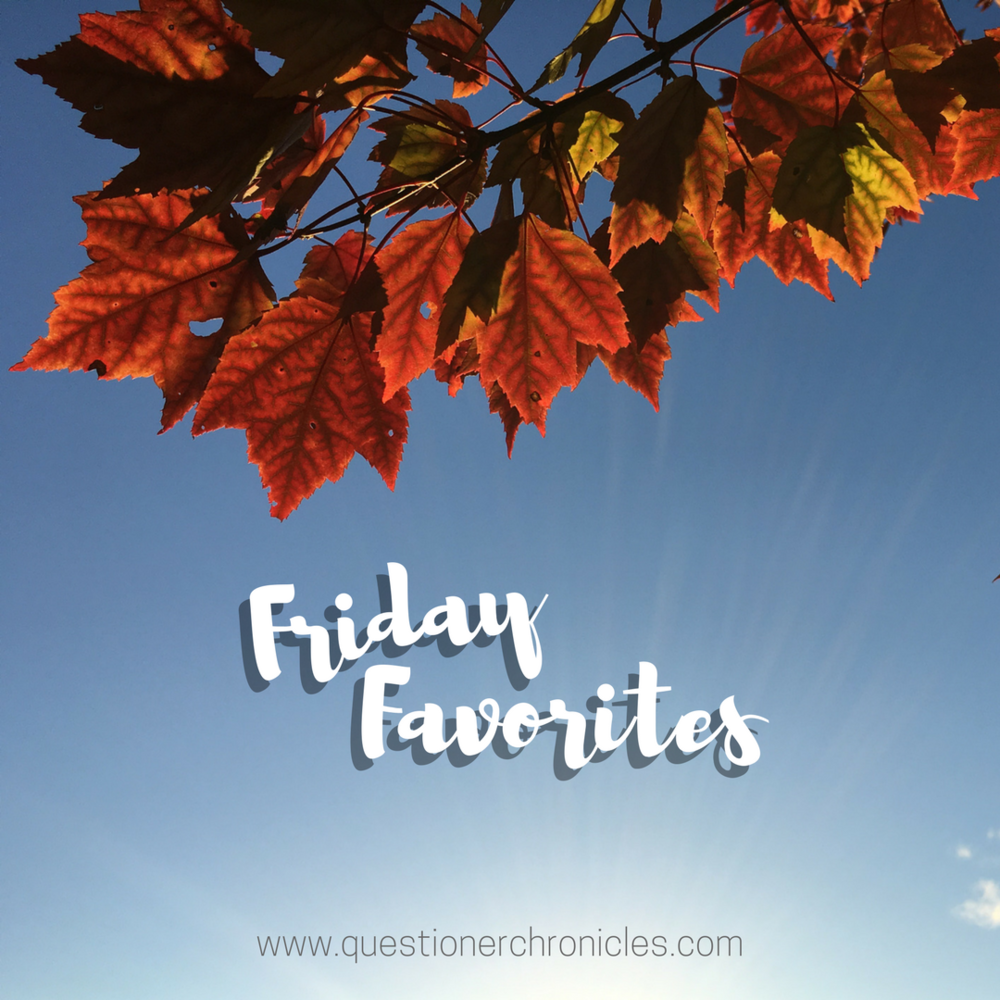 Friday Favorites 10.06.10.png