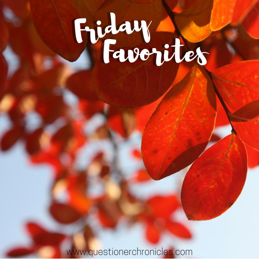 Friday Favorites 10.27.2017.png