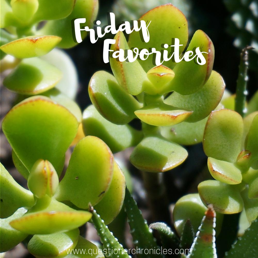 Friday Favorites 11.3.2017.png