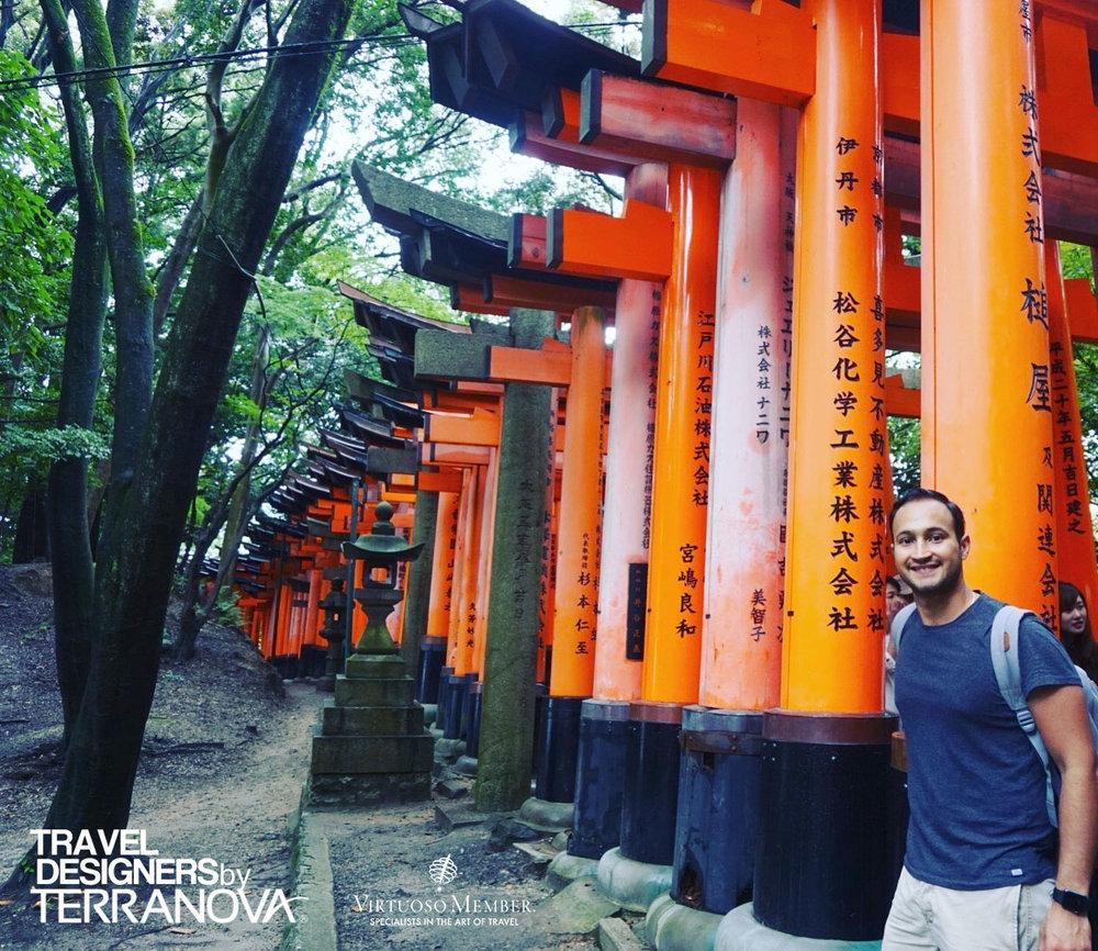 Fushimi Inari - El Templo Más Sagrado en Japón
