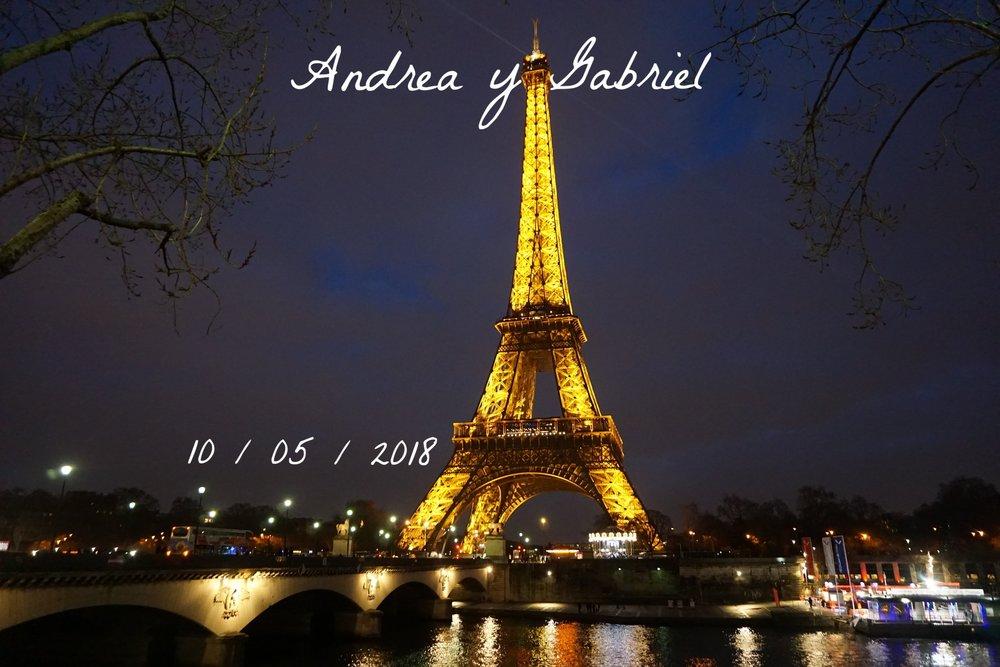 París y Crucero