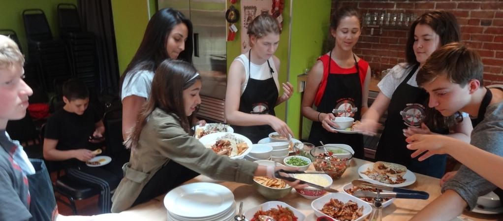 Teen Cooking Camps | Berkeley, San Francisco, & Oakland, CA ...
