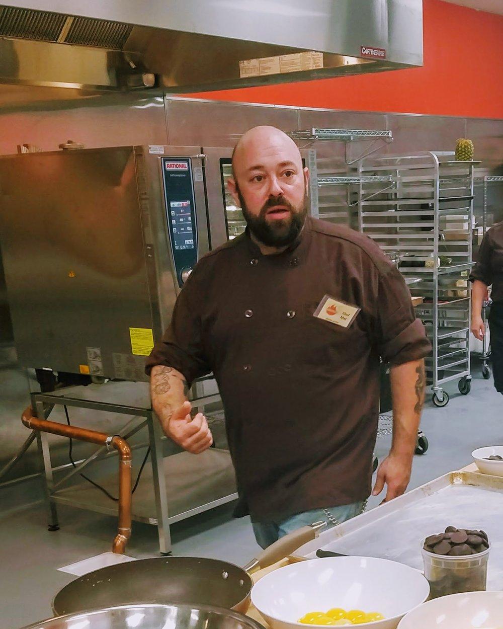 Chef Mat -
