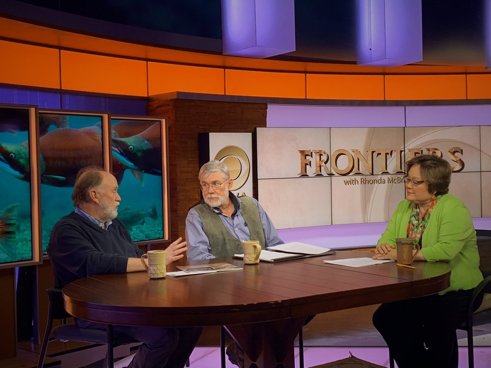 Tim Troll and Bob King KTVA interview with Rhonda McBride