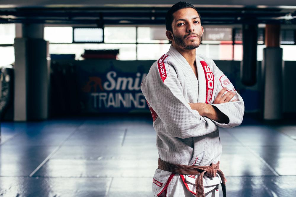 Juan Calderón - Brazilian Jiu Jitsu Instructor