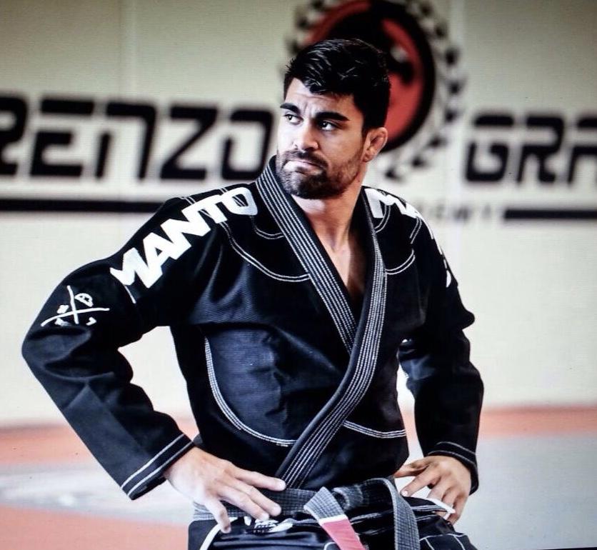 "Arial ""Tarzan"" Sexton - BJJ & MMA Fighter/Instructor"