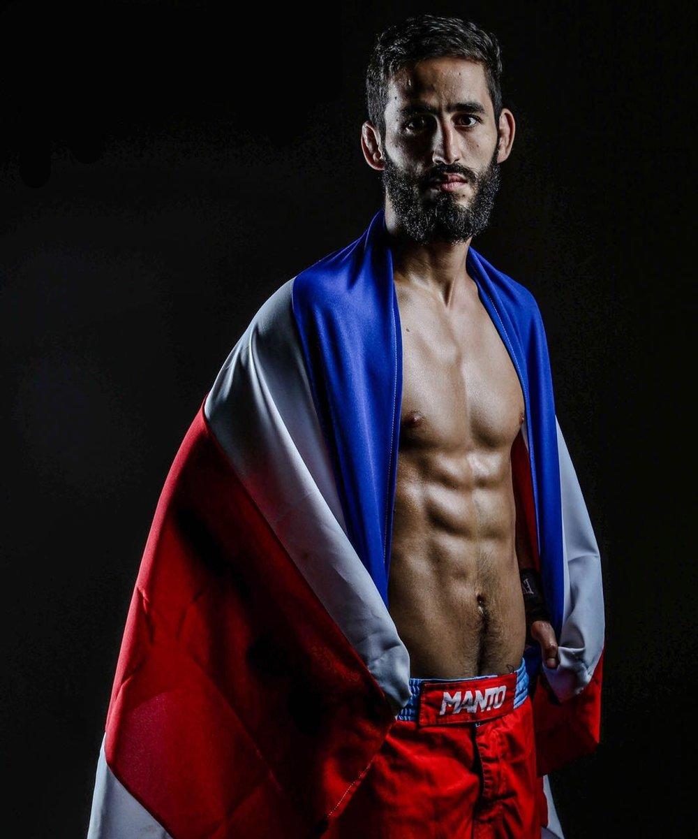 Jorge Calvo - Brazilian Jiu Jitsu & MMA Fighter/Instructor