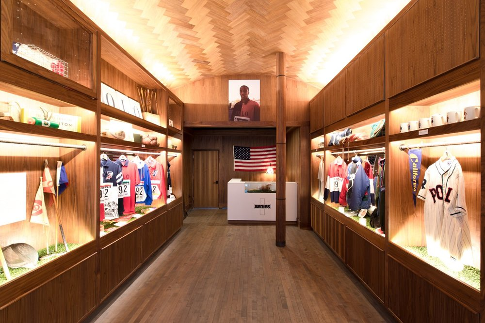 1992 Polo Stadium Exhibition at SERIES by Bodega