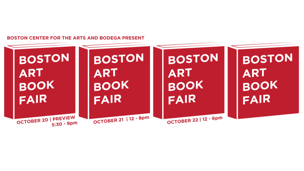 Boston Art Book Fair Co-Organized by Bodega