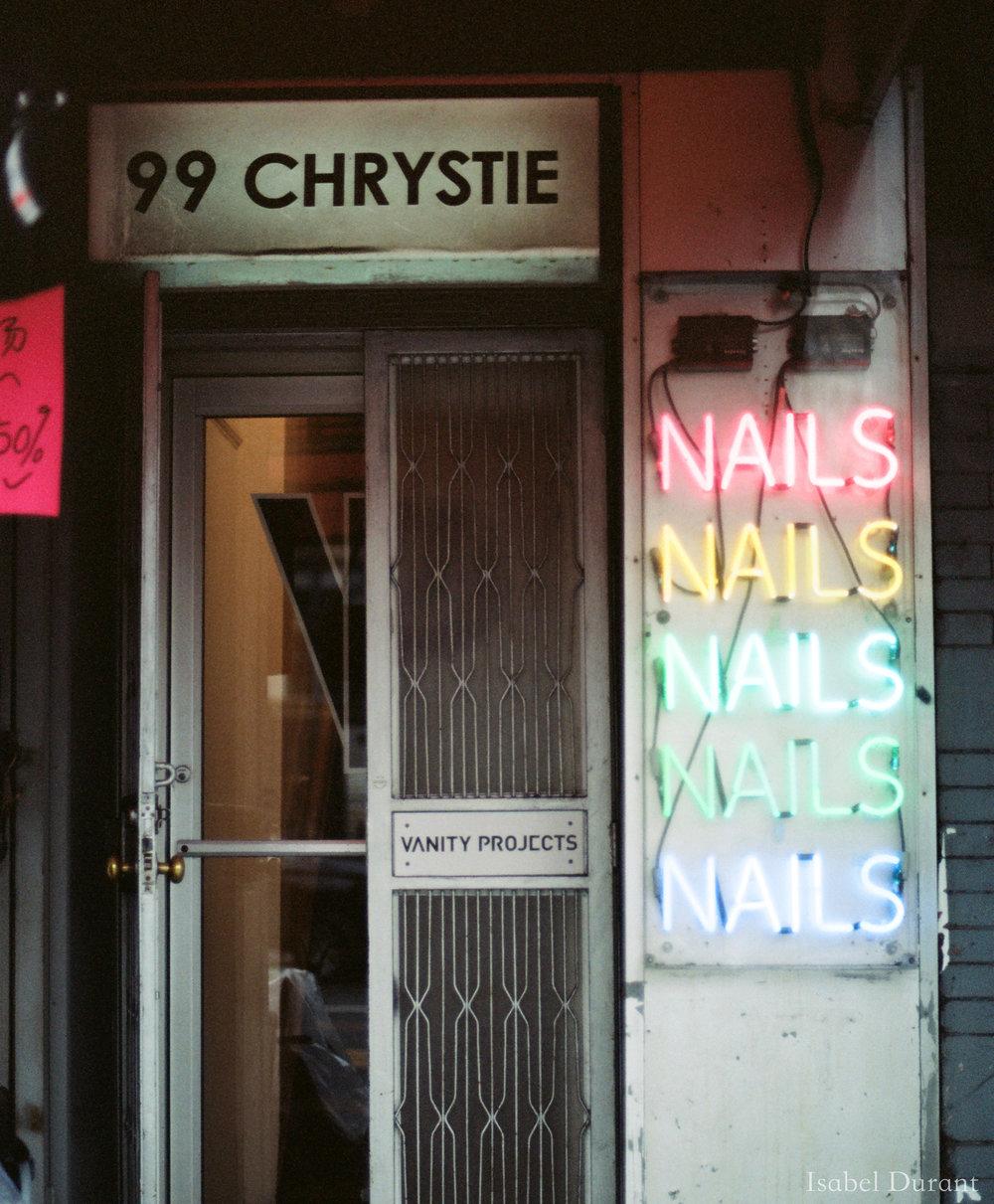 Vanity Projects New York Location