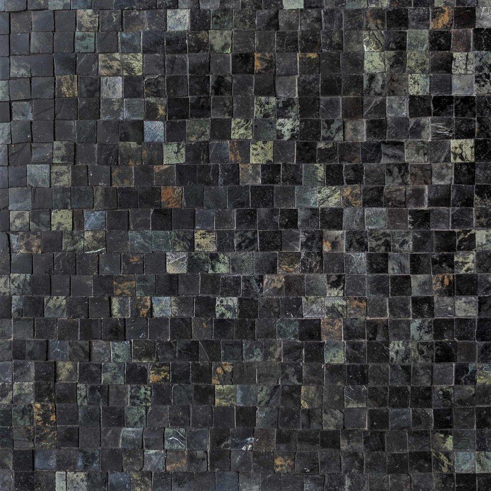 Black Stone Mosaic
