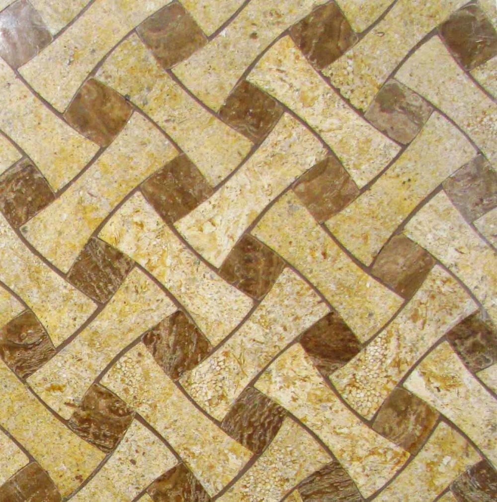 Stone Weave Design