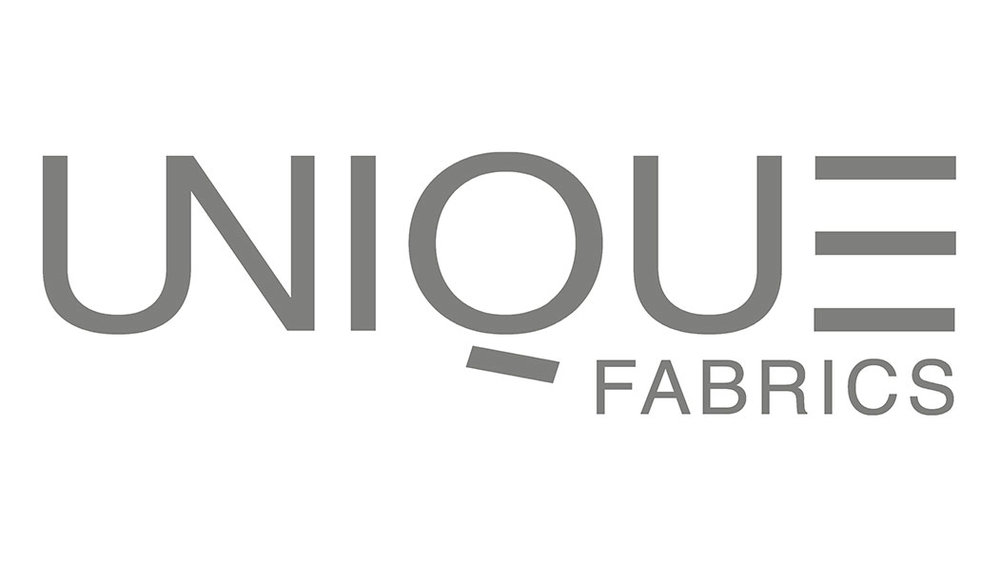 Unique fabrics logo