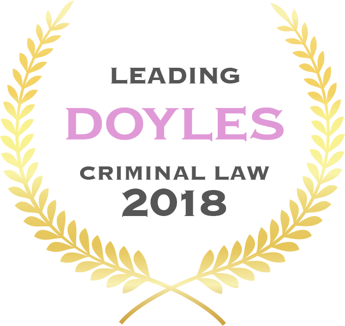 Doyles Leading Criminal Law 2018