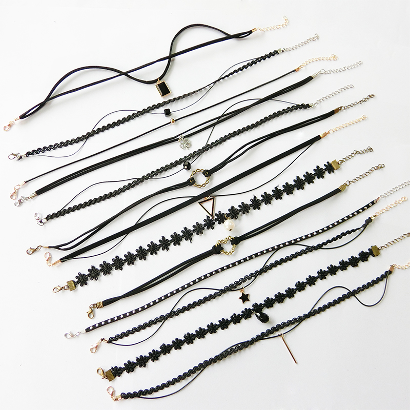 Chokers from $1.99/set