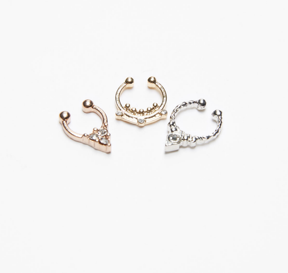 nose rings from $0.99