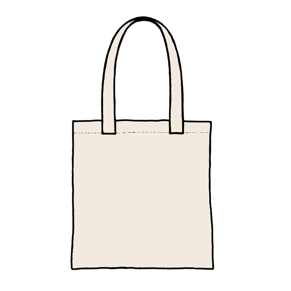 canvas bags from $0.49