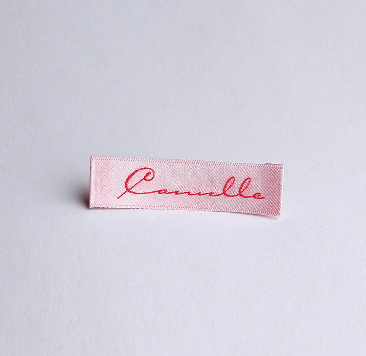 FABRIC BRAND LABELS  -