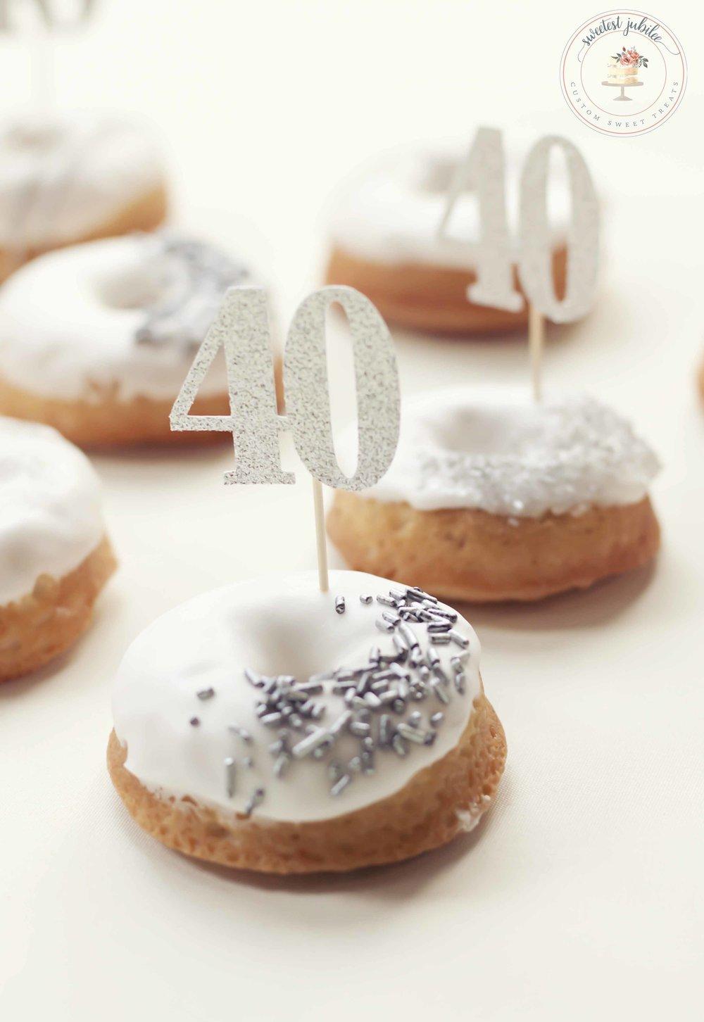 Renee - Evans 40th donuts close.jpg