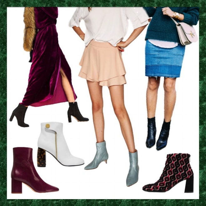 d6ce7df7d948 Every woman absolutely needs a pair of booties in her closet. These are the  best in a cooler season that you can wear them with just about any fall  look.