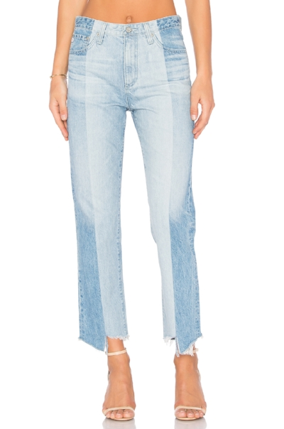 AG Adriano Goldschmied - Phoebe Frayed Hem Jean