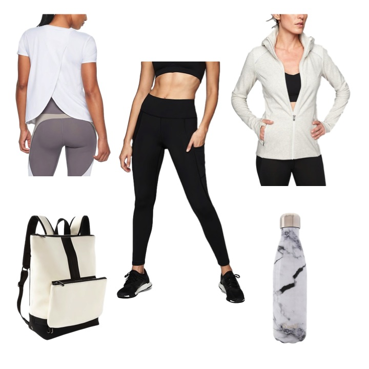 Athleta - Athleta offers petite tops that are shorter in the body and sleeve length, and bottoms and dresses that are 2