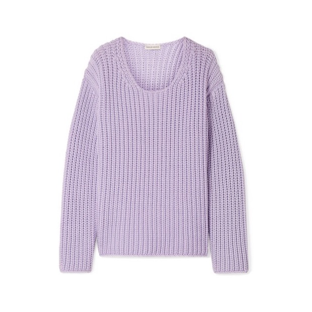 Mansur Gavriel - Cotton-Blend Sweater