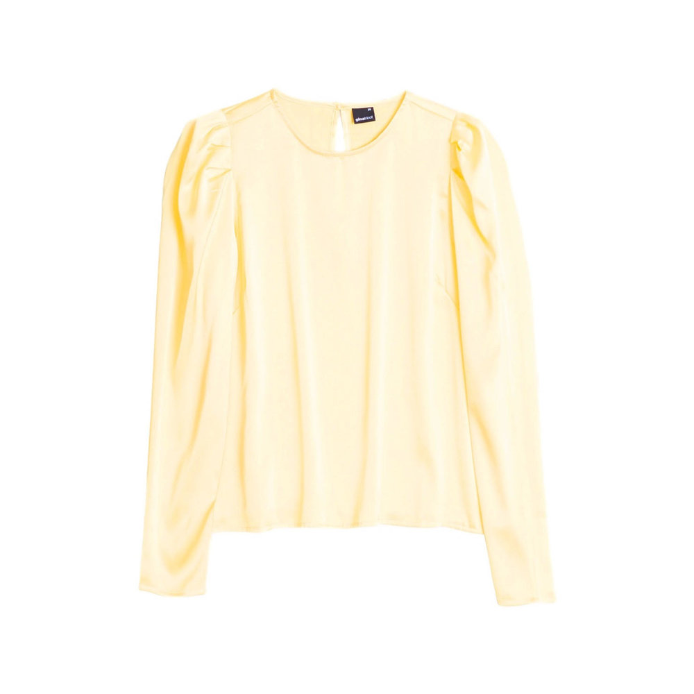 Gina Tricot - Rita Puff Sleeve Top