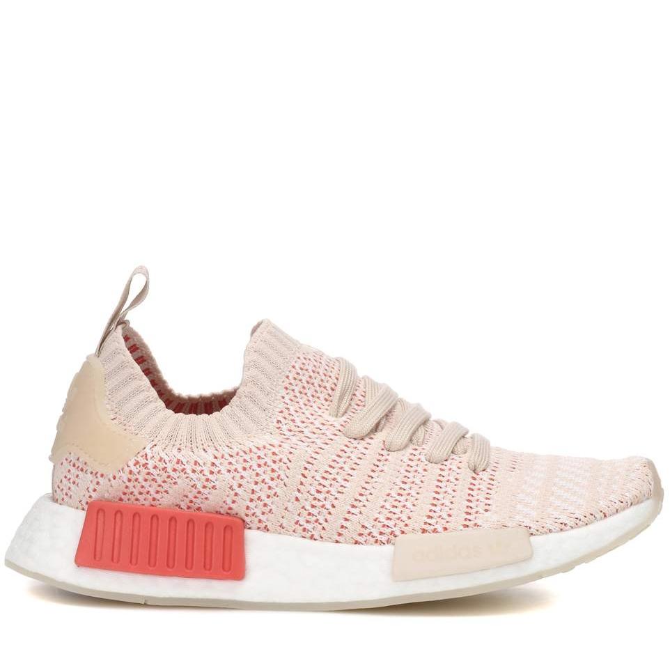 Adidas Originals - NMD_R1 STLT Primeknit Sneakers