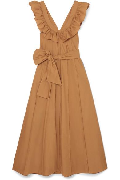 Three Graces London Poplin Dress