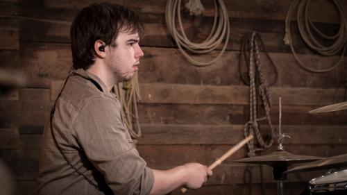 Ross Collingwood - Drums