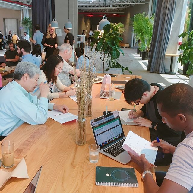 Writing a weekly reflection will help analyze your weekly goals and simplify routines in which you can refresh your habits. We host Productivity Meeting in Branding if you are interested in building a startup or side project.