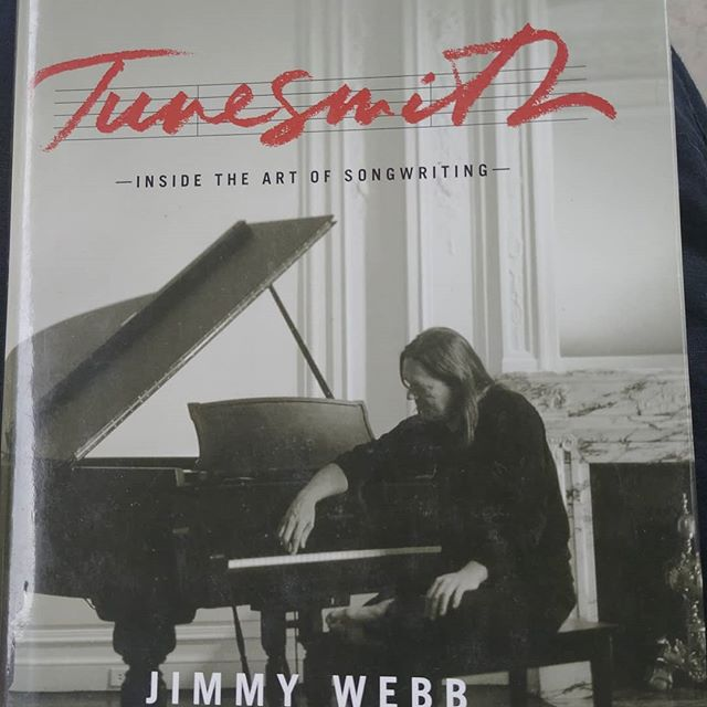 When I first started writing songs, this book was my Bible. Now that I'm stuck, perhaps it's time to revisit the gospel.