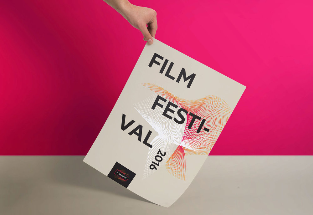 Screenwest – Film Festival Poster