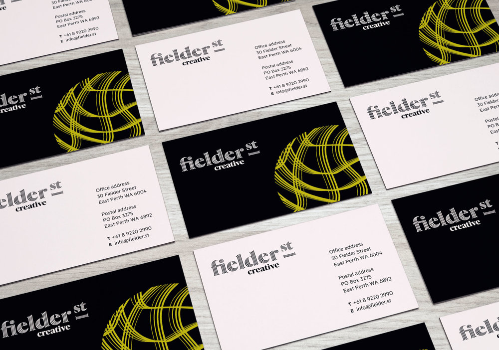 Fielder Street Creative – Business Cards