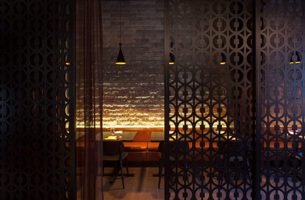 Edosei Japanese Restaurant – Screens