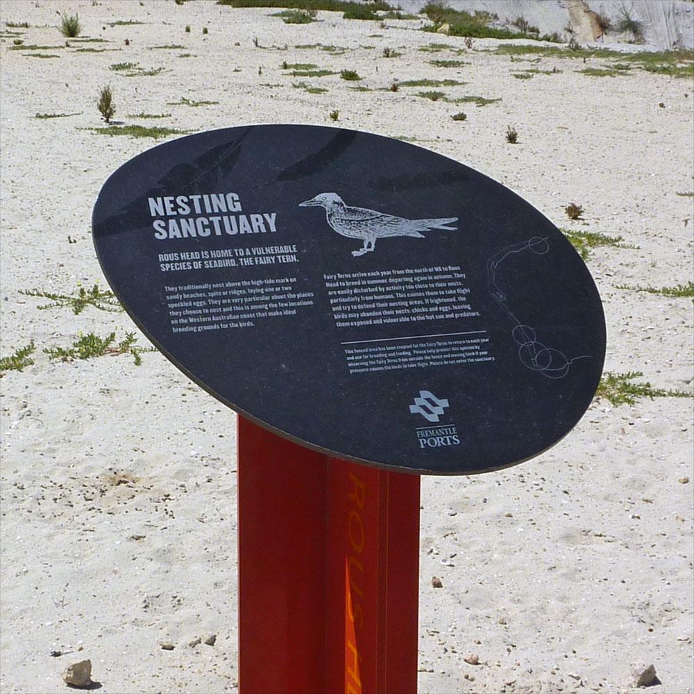 Rous Head Ocean Walk – Signage