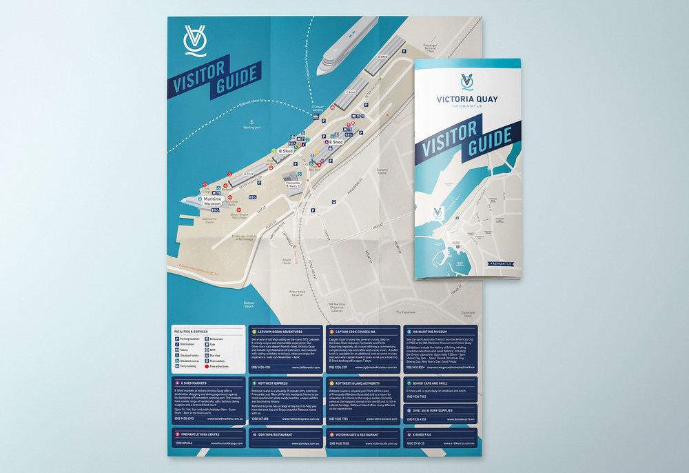 Victoria Quay – Visitor Guide