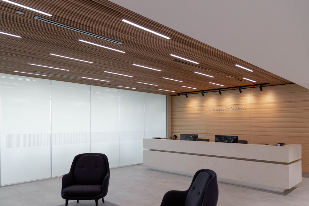 Allen & Overy Perth Office