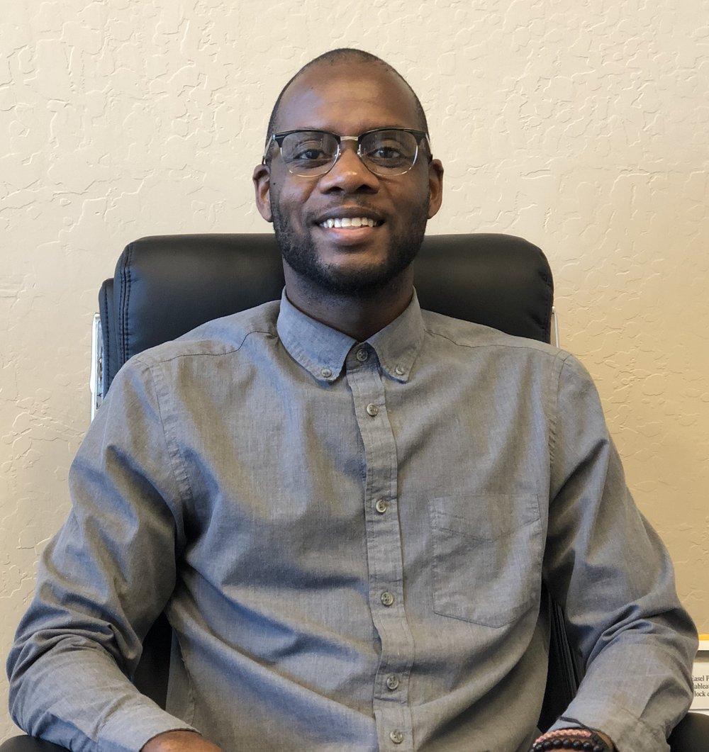 Marcus Clark - Executive Director