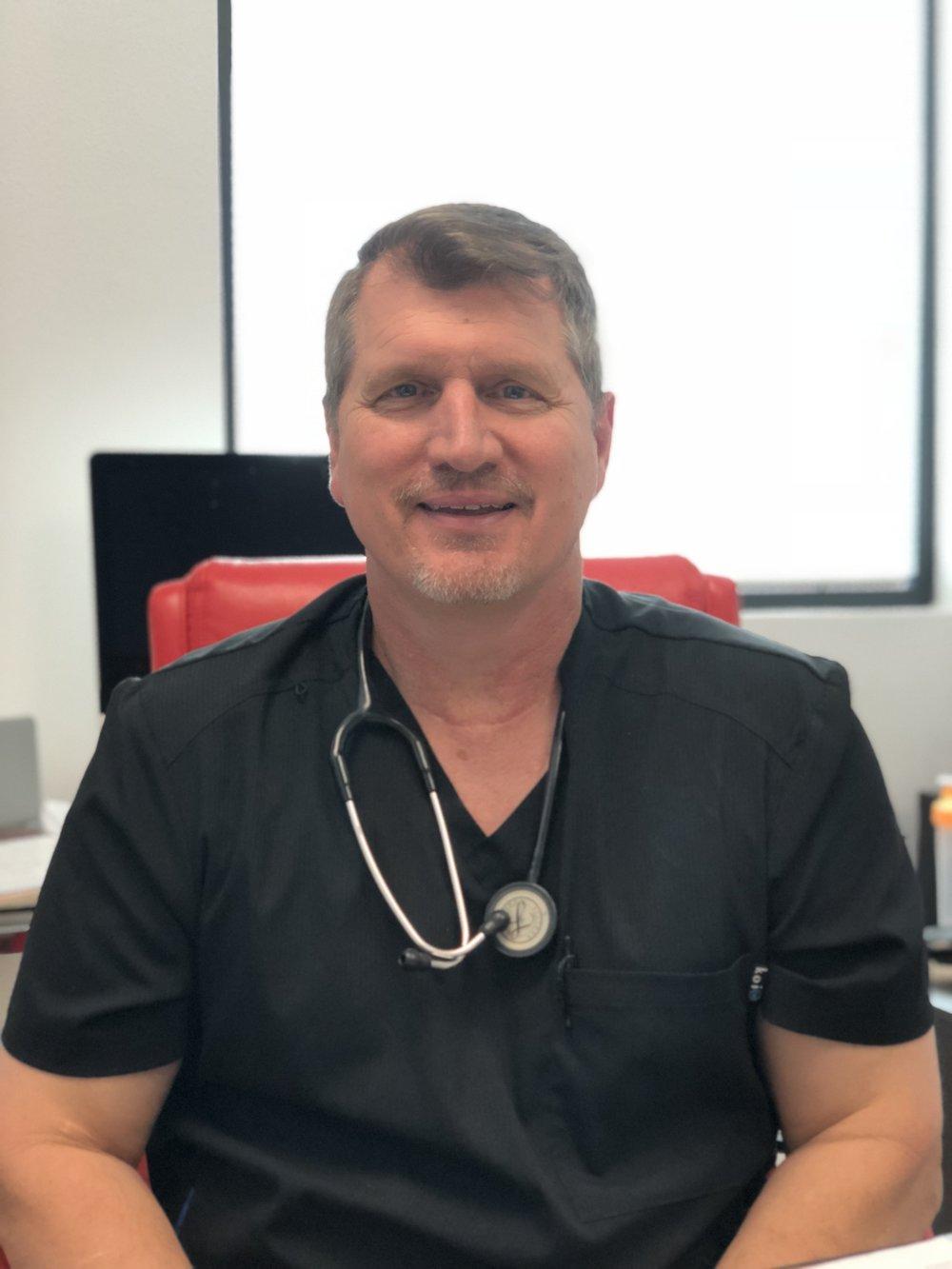 Dr. Steven Locnikar D.O. - Medical Director
