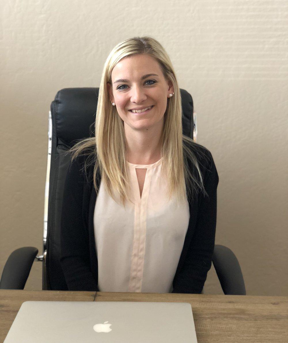 Celia Cacciotti - Office Manager