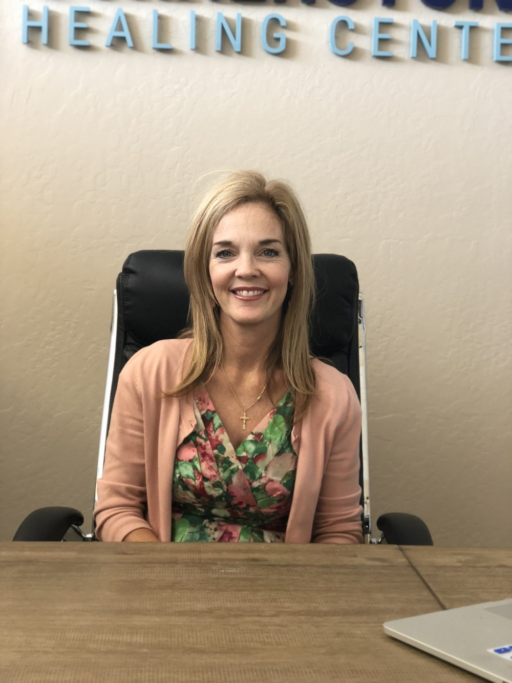 Karen Williams LAC - Primary Therapist