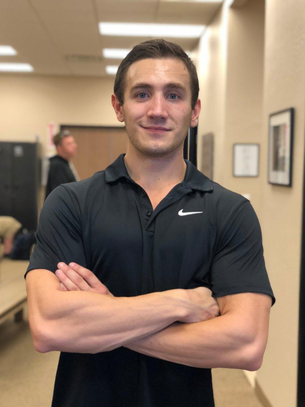 Jake Graham - Fitness Instructor