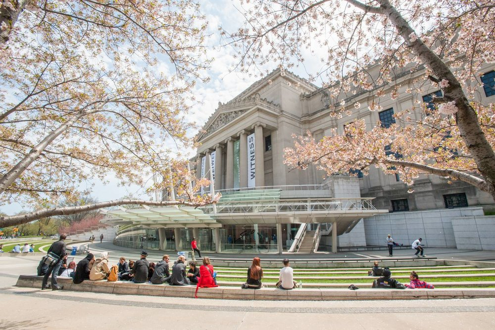 The Brooklyn Public Library is free the first Saturday of every month, photo via  NYC & Company
