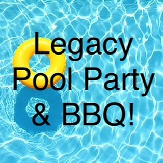 This Tuesday bring your swimsuits and towels.  Dinner is provided.  Great chance to bring a friend or make a new one. The pool is open from 4:30-8:00.  8715 Sunstone Ct, RC 91701  #legacysc242 #churchtwo42 #ranchocucamonga #bbq #poolparty #jumpin