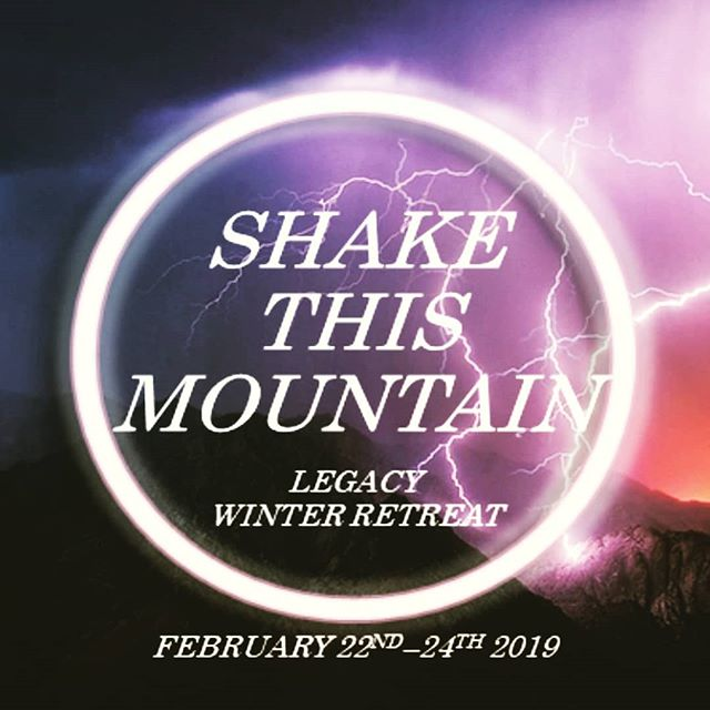 Hey Legacy!! Its that time of year again, our winter retreat!! Its not too late to sign up if you haven't. February 22-24! Its going to be a great, fun filled, spirit led, God moving weekend so don't miss out. To ensure a spot for this event please turn in your non-refundable deposit and liability waivers by February 12th 2019. Once signed up you will receive a detailed agenda of the weekend and what to bring. For further information regarding the retreat go to the ChurchTwo42 website (link in bio), click callander, and you'll see our retreat up there. Click on it and it will give you all the information you need as well as permission slips needed. Hope to see you all tomorrow at Legacy!!